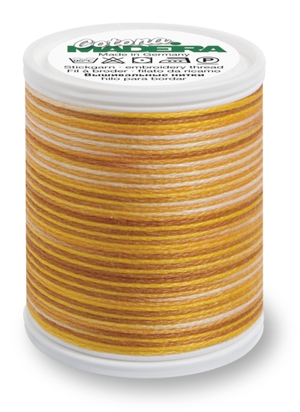 Madeira No 4 Cotona Machine Embroidery Thread 100m 1566 each